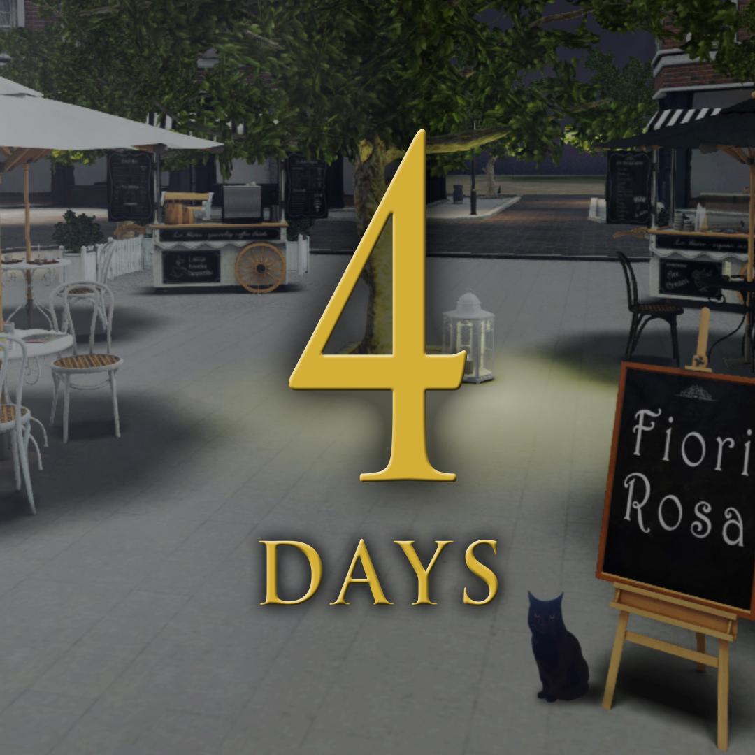 ENCHANTERS – 4 Days Countdown Trailer