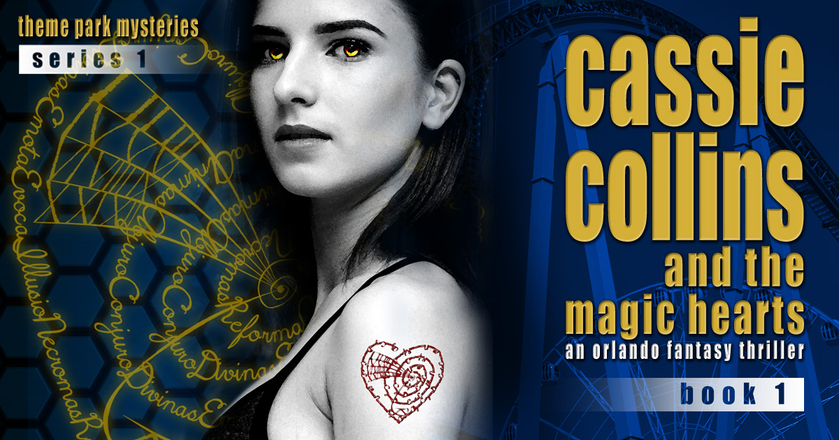 Cassie Collins and the Magic Hearts Book 1