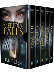 Series 1 3D Cover 2 - Meridia Falls (DB Green)